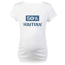 50 Percent Haitian Shirt