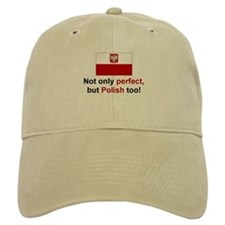 Perfect Polish Baseball Cap