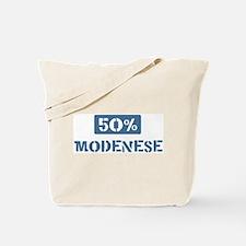 50 Percent Modenese Tote Bag