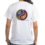 Paisley - White T-Shirt