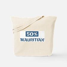50 Percent Mauritian Tote Bag