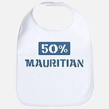 50 Percent Mauritian Bib