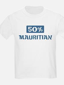 50 Percent Mauritian T-Shirt