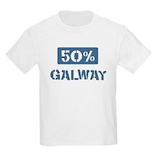 50 Percent Galway T-Shirt
