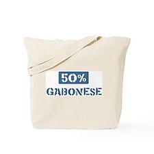 50 Percent Gabonese Tote Bag