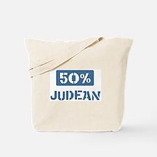 50 Percent Judean Tote Bag