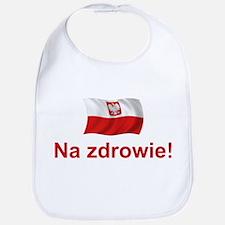 Polish Na zdrowie Bib
