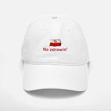 Polish Na zdrowie Baseball Baseball Cap