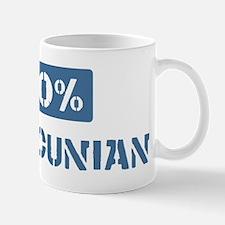 50 Percent Mancunian Mug
