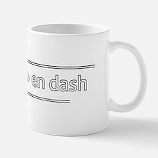 Punctuation Geek - Small Small Mug