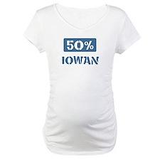 50 Percent Iowan Shirt
