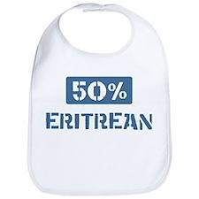 50 Percent Eritrean Bib