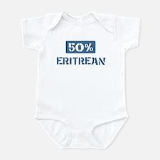 50 Percent Eritrean Infant Bodysuit