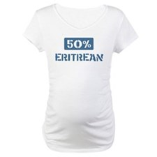 50 Percent Eritrean Shirt