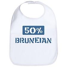 50 Percent Bruneian Bib