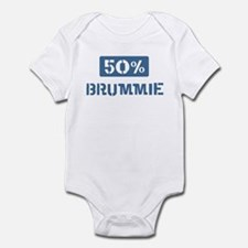 50 Percent Brummie Infant Bodysuit