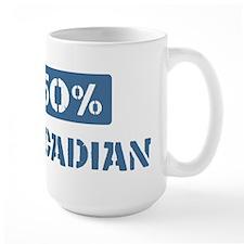 50 Percent Arcadian Mug