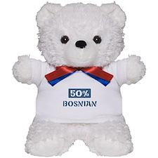 50 Percent Bosnian Teddy Bear