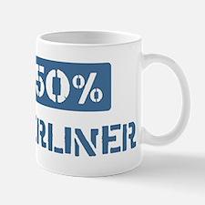 50 Percent Berliner Mug