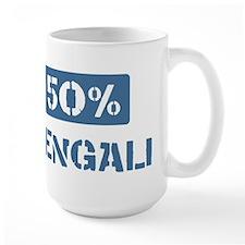 50 Percent Bengali Mug