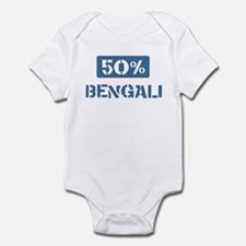 50 Percent Bengali Infant Bodysuit