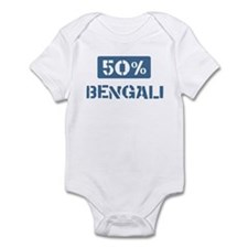 50 Percent Bengali Onesie
