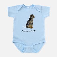 Good German Shepherd Infant Bodysuit