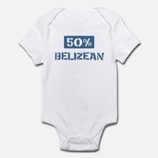50 Percent Belizean Infant Bodysuit