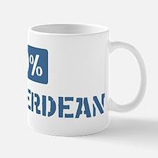 50 Percent Cape Verdean Mug
