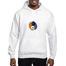 Yin Yang Fish - Hoodie Sweatshirt