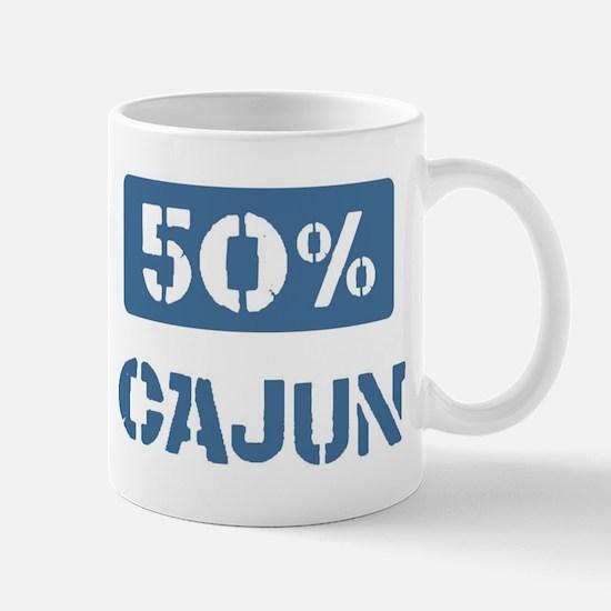 50 Percent Cajun Mug