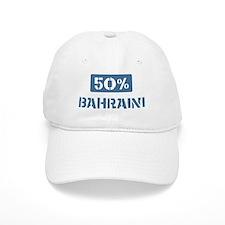 50 Percent Bahraini Baseball Cap