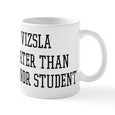 Smart My Vizsla Small Small Mug