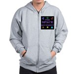 The Space Movement Zip Hoodie
