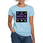 The Space Movement Women's Light T-Shirt