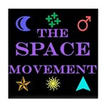 The Space Movement Tile Coaster