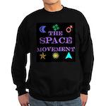 The Space Movement Sweatshirt (dark)