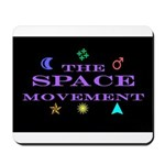 The Space Movement Mousepad