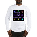 The Space Movement Long Sleeve T-Shirt