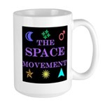 The Space Movement Large Mug
