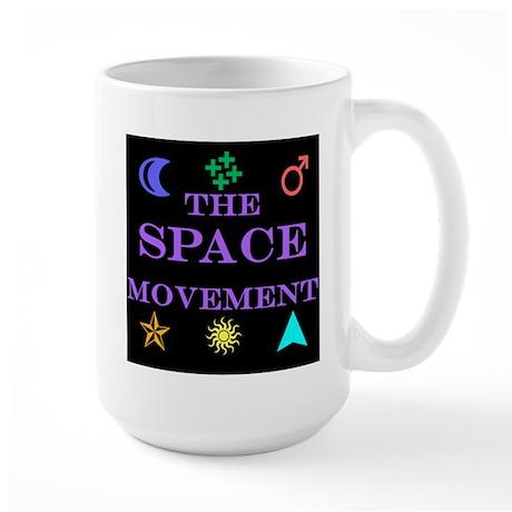 The Space Movement Large Mug
