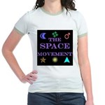 The Space Movement Jr. Ringer T-Shirt