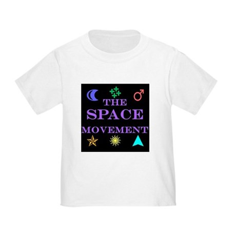 The Space Movement Toddler T-Shirt