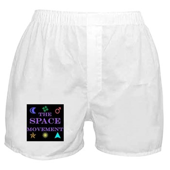 The Space Movement Boxer Shorts