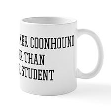 Smart My Treeing Walker Coonh Mug