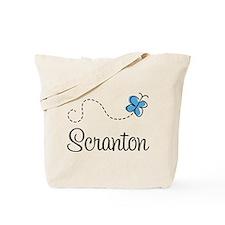 Pretty Scranton Tote Bag