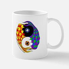 Yin Yang Fish - 11oz. Mug