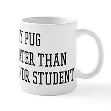 Smart My Pug Mug