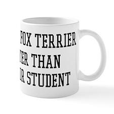 Smart My Smooth Fox Terrier Mug