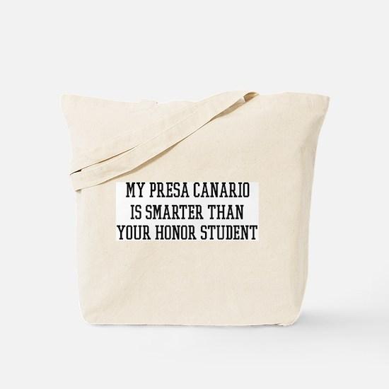 Smart My Presa Canario Tote Bag